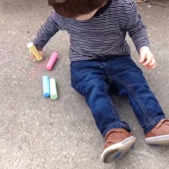 Playing with Chalk